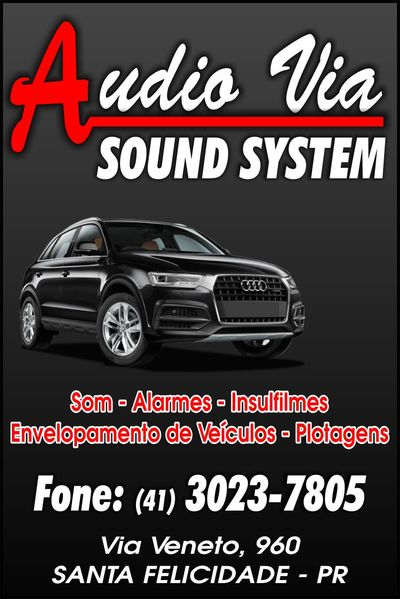 Audio Via Sound System - Guia Comercial Torres